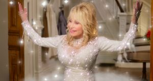 Dolly Parton Netflix Costumes Are Peak Holiday Fashion