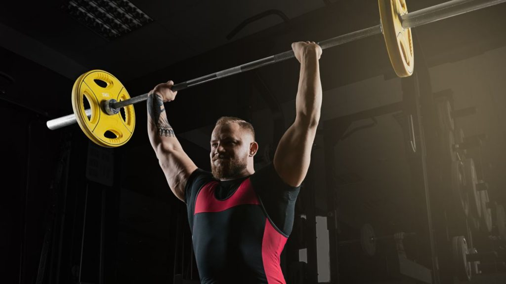 What's the Difference Between a Strict Press and a Push Press?
