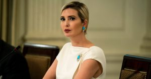 Ivanka Trump Wore A Handmaids Tale-Looking Dress, Why?