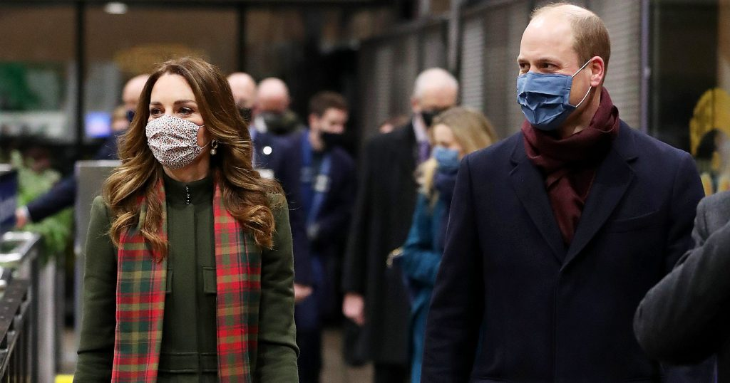 Kate Middleton Royal Tour Coats Are Perfect For Winter