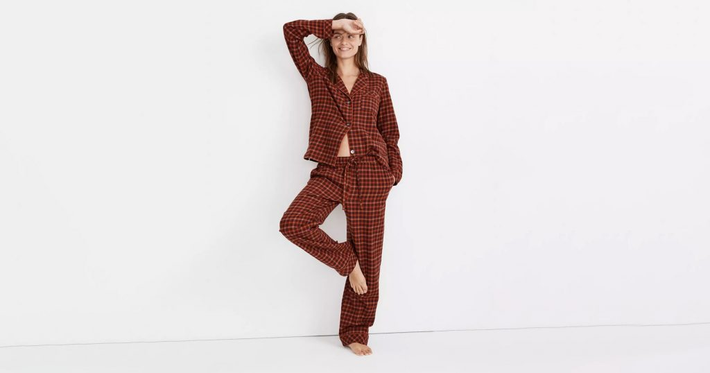 Best Flannel Pajamas For Women On Cold Winter Nights