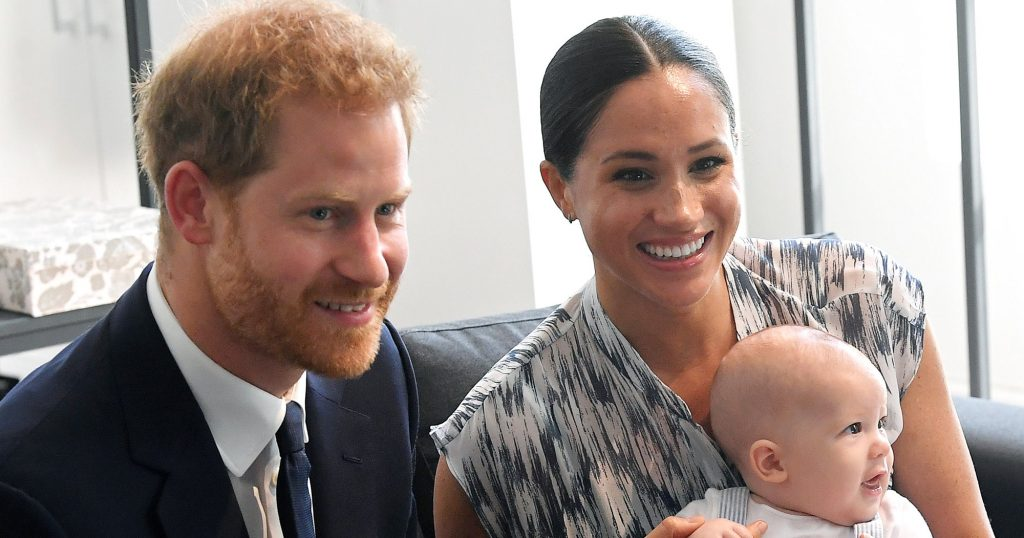 Meghan & Harry Donated Beanies In Archie's Name