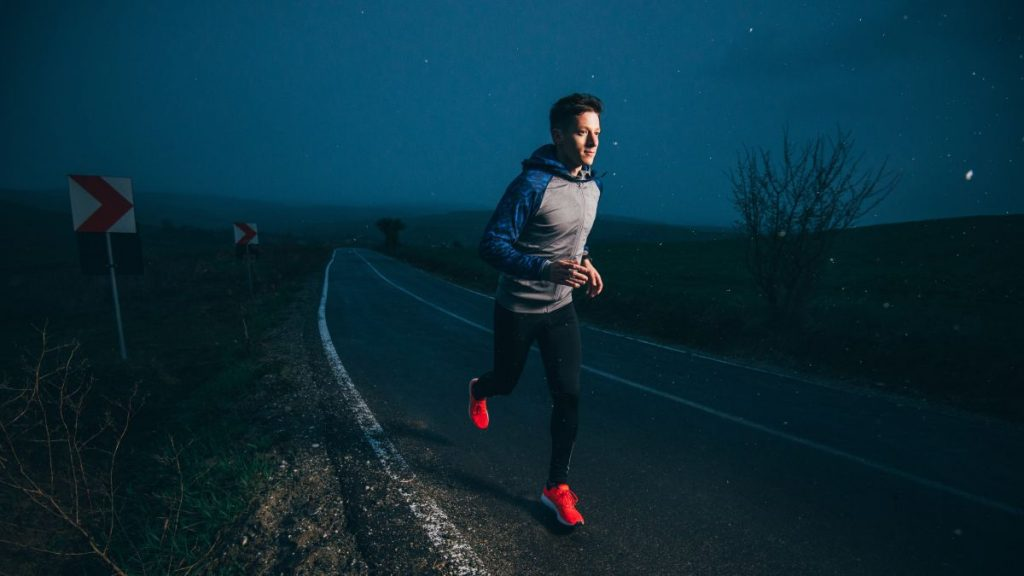 How to Safely Exercise in the Dark