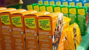 How to Buy Girl Scout Cookies Online or Through Grub Hub