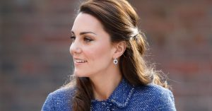 Kate Middleton Rewore Rebecca Taylor Classic Tweed Suit