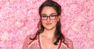 Shailene Woodley Round Engagement Ring Is So Classic