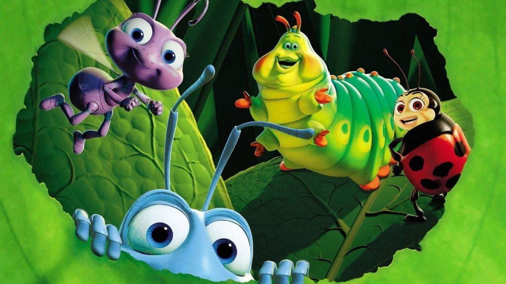 Get Paid $1,500 to Watch 10 Movies About Bugs