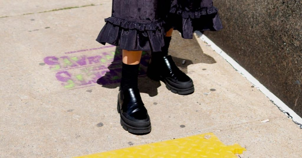 Why Fashion Loves Big, Chunky Shoes: Lug Loafers, Boots