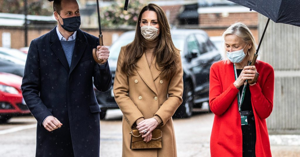 Kate Middleton Monochrome Camel Outfit Was So Chic
