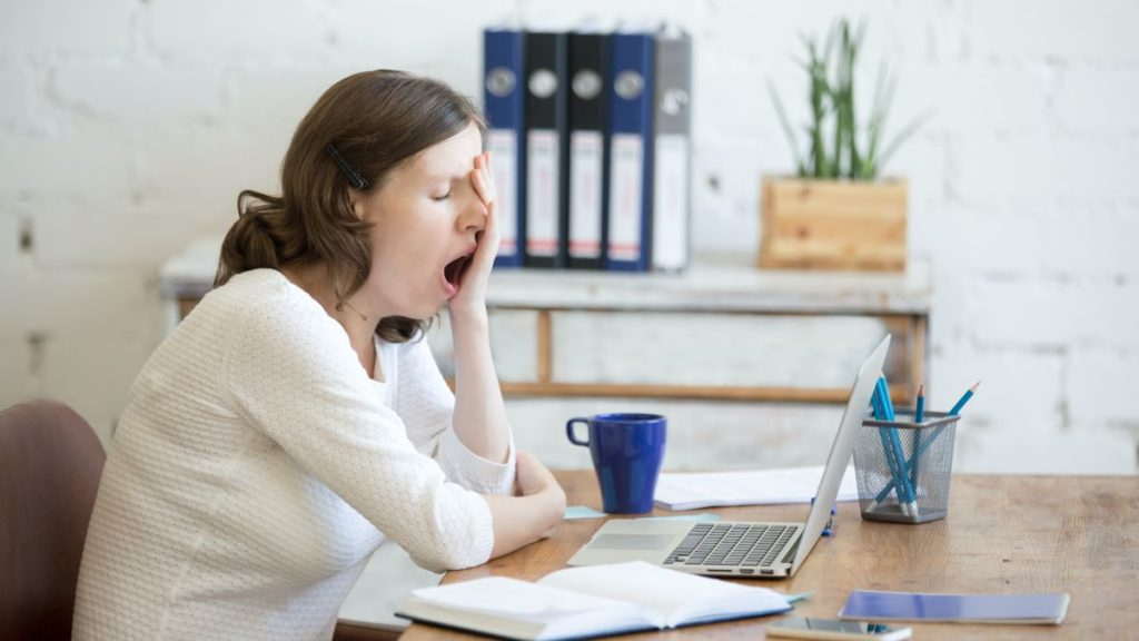 How to Survive the Workday When You're Completely Exhausted