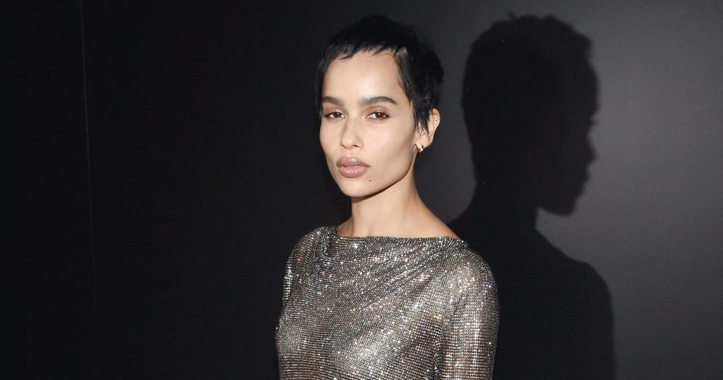 Zoe Kravitz Cottagecore Dress From Doen Is Available