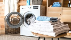 How to Keep New Towels From Shedding Everywhere