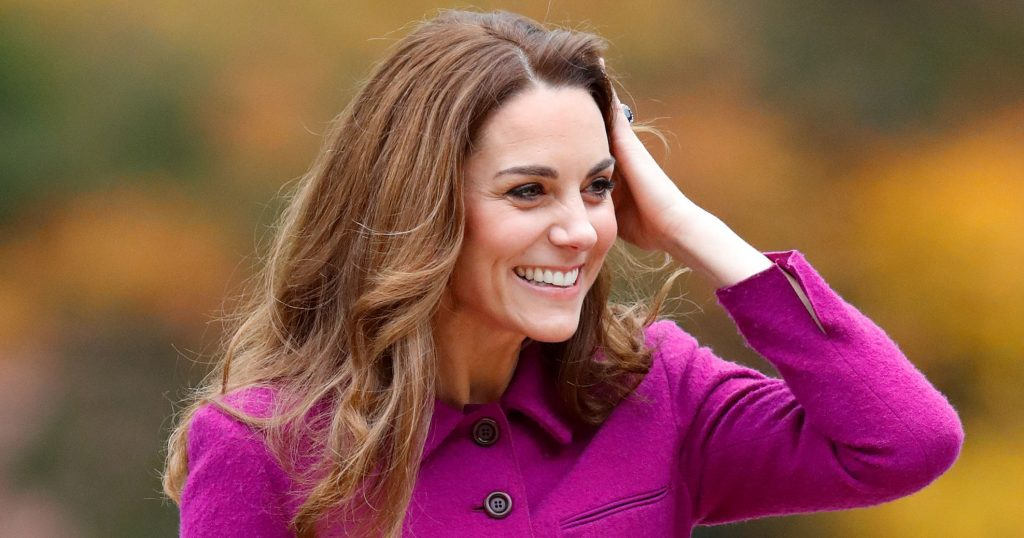 Kate Middleton Rewore Engagement Photo Blouse From 2010